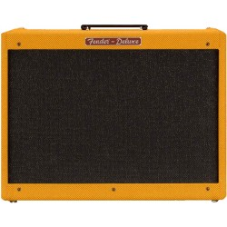 FENDER HOT ROD DELUXE IV LTD AMPLIFICADOR GUITARRA LACQUERED TWEED.