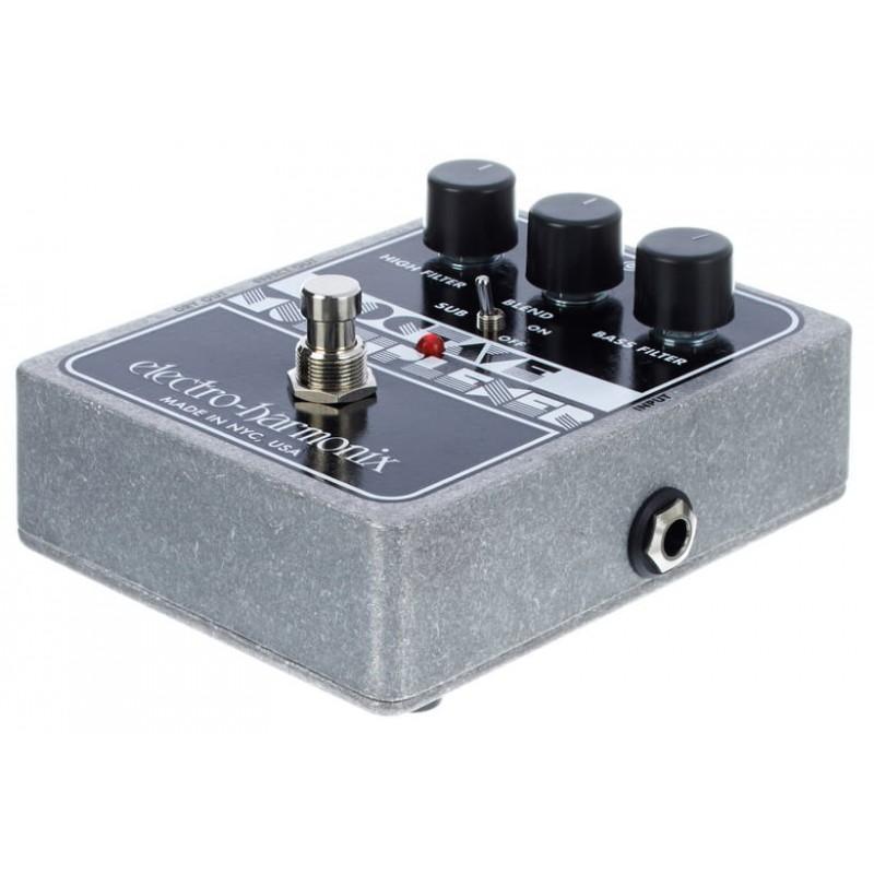 electro harmonix octave multiplexer pedal octavador precio tienda online barcelona matar o vic. Black Bedroom Furniture Sets. Home Design Ideas