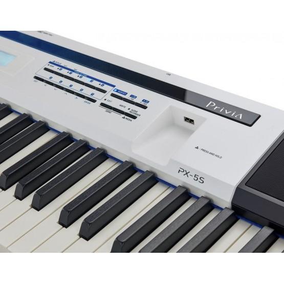 CASIO PX5S PRIVIA PRO PIANO DIGITAL