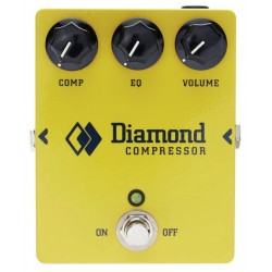 DIAMOND CPR1 COMPRESSOR PEDAL COMPRESOR