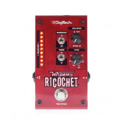 DIGITECH WHAMMY RICOCHET PEDAL PITCH SHIFTER