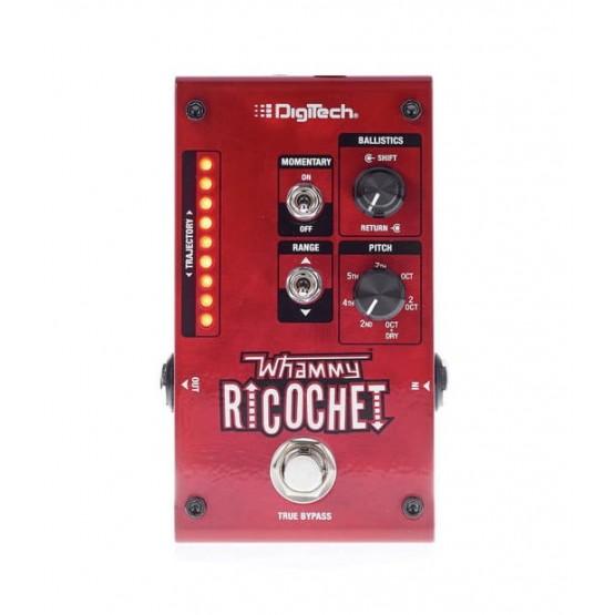 DIGITECH WHAMMY RICOCHET PEDAL PITCH SHIFTER