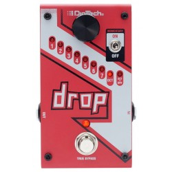 DIGITECH THE DROP PEDAL GUITARRA