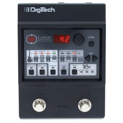 DIGITECH ELEMENT PEDALERA MULTIEFECTOS GUITARRA