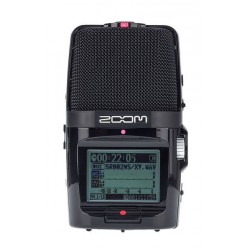 ZOOM H2N GRABADOR DIGITAL PORTATIL