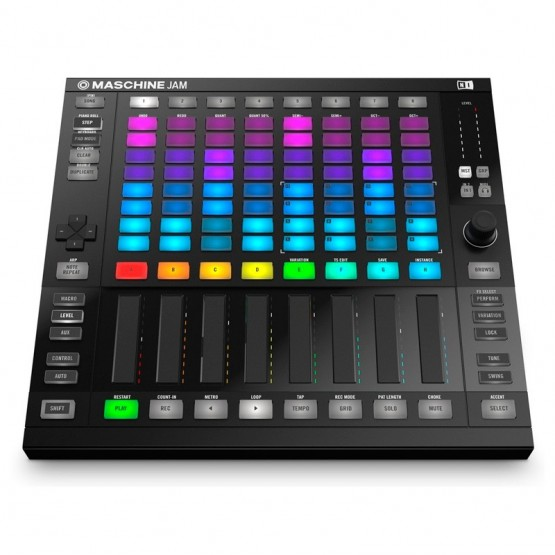 NATIVE INSTRUMENTS MASCHINE JAM CAJA DE RITMOS