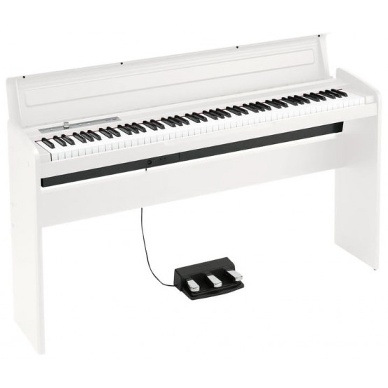 KORG LP180 WH PIANO DIGITAL BLANCO
