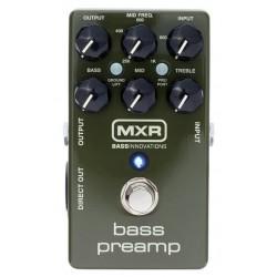 DUNLOP M81 MXR BASS PREAMP PEDAL PREVIO BAJO