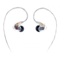 SHURE SE425-CL AURICULARES IN-EAR TRANSPARENTES