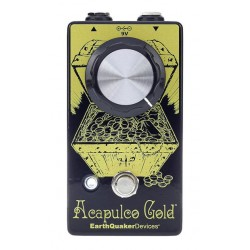 EARTHQUAKER DEVICES ACAPULCO GOLD V2 PEDAL DISTORSION