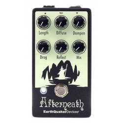 EARTHQUAKER DEVICES AFTERNEATH V2 PEDAL REVERB