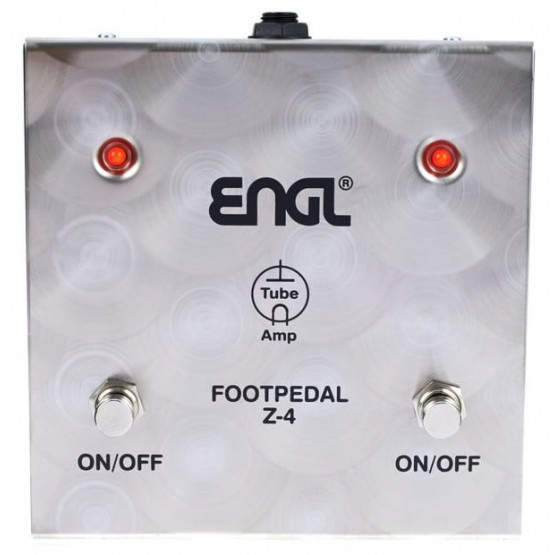 ENGL Z4 FOOTSWICHT METAL/LED