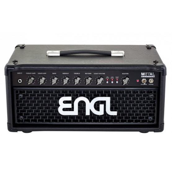 ENGL E319 METALMASTER AMPLIFICADOR CABEZAL GUITARRA