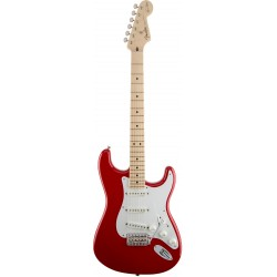 FENDER ERIC CLAPTON STRATOCASTER MN GUITARRA ELECTRICA TORINO RED