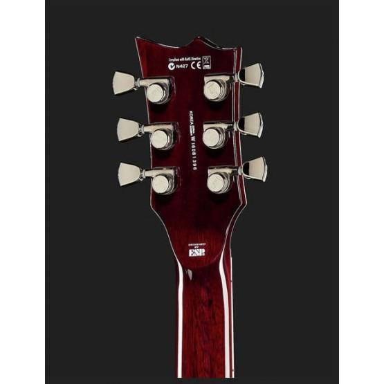 ESP LTD EC1000QM STBC DELUXE EMG GUITARRA ELECTRICA