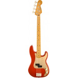 FENDER 50S PRECISION BASS MN GUITARRA ELECTRICA FIESTA RED