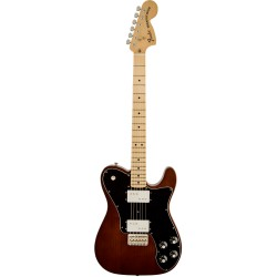 FENDER CLASSIC SERIES 72 TELECASTER DELUXE MN GUITARRA ELECTRICA WALNUT