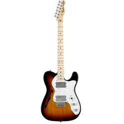 FENDER CLASSIC SERIES 72 TELECASTER THINLINE MN GUITARRA ELECTRICA 3 COLORES SUNBURST