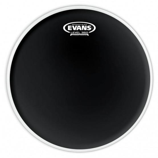 EVANS TT12RBG PARCHE 12 RESONANT BLACK