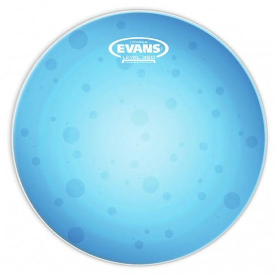 EVANS TT16HB HIDRAULIC BLUE PARCHE 16 PULGADAS