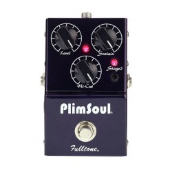 FULLTONE PLIMSOUL PEDAL OVERDRIVE DISTORSION
