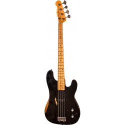 FENDER DUSTY HILL PRECISION BASS MN BAJO ELECTRICO NEGRO