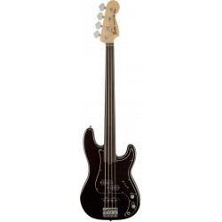 FENDER TONY FRANKLIN FRETLESS PRECISION BASS EB BAJO ELECTRICO NEGRO