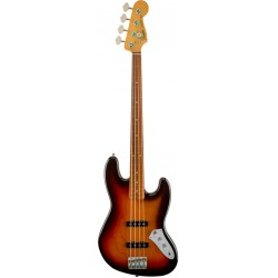 FENDER JACO PASTORIUS FRETLESS JAZZ BASS PF BAJO ELECTRICO 3 COLORES SUNBURST