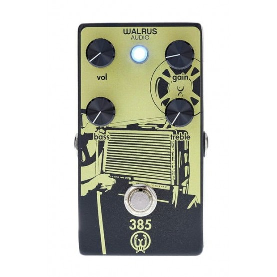 WALRUS 385 PEDAL OVERDRIVE