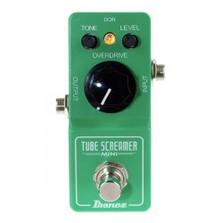 IBANEZ TUBE SCREAMER MINI PEDAL OVERDRIVE