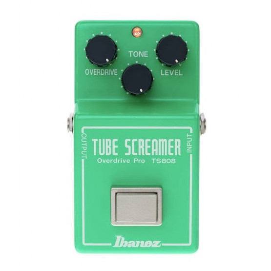 IBANEZ TS808 PEDAL OVERDRIVE