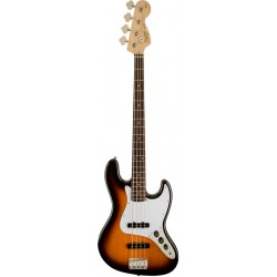 SQUIER AFFINITY JAZZ BASS IL BAJO ELECTRICO BROWN SUNBURST