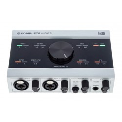 NATIVE INSTRUMENTS KOMPLETE AUDIO 6 INTERFACE DE AUDIO