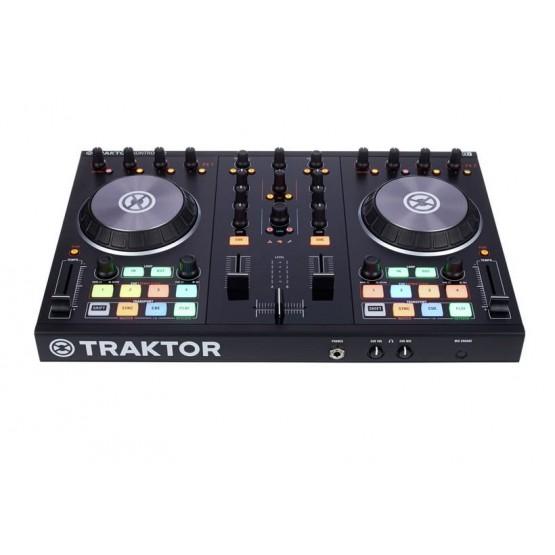 NATIVE INSTRUMENTS TRAKTOR KONTROL S2 MKII CONTROLADOR DJ.