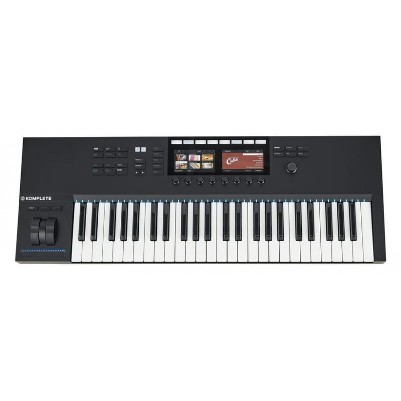native instruments komplete kontrol s49 mkii teclado controlador precio tienda online. Black Bedroom Furniture Sets. Home Design Ideas