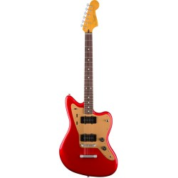 SQUIER DELUXE JAZZMASTER ST RW GUITARRA ELECTRICA CANDY APPLE RED