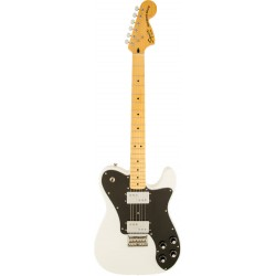 SQUIER VINTAGE MODIFIED TELECASTER DELUXE MN GUITARRA OLYMPIC WHITE