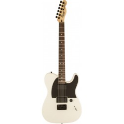 SQUIER JIM ROOT TELECASTER IL GUITARRA ELECTRICA FLAT WHITE