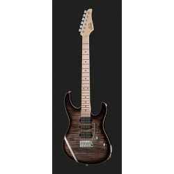 SUHR MODERN PLUS HSH CB MN GUITARRA ELECTRICA TRANS CHARCOAL BURST