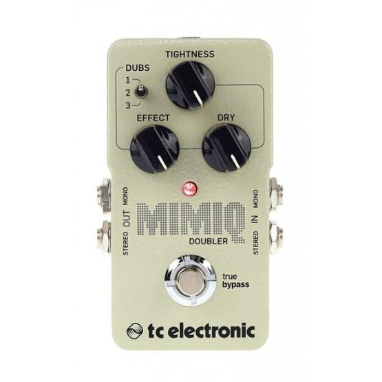 TC ELECTRONIC MIMIQ DOUBLER PEDAL.