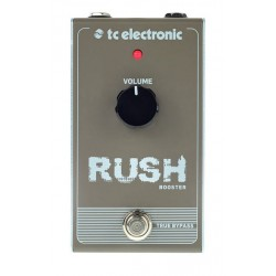 TC ELECTRONIC RUSH BOOSTER PEDAL.