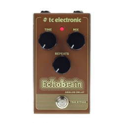 TC ELECTRONIC ECHOBRAIN ANALOG DELAY PEDAL