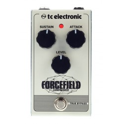 TC ELECTRONIC FORCEFIELD COMPRESSOR PEDAL COMPRESOR.