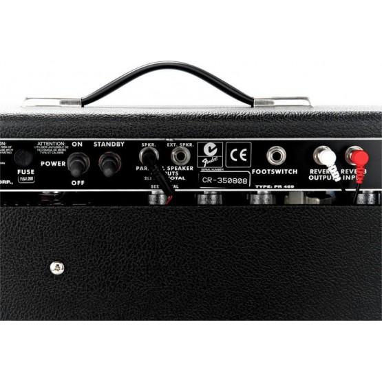 FENDER 65 SUPER REVERB AMPLIFICADOR GUITARRA