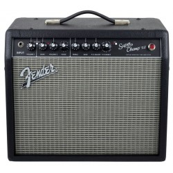 FENDER SUPER CHAMP X2 COMBO AMPLIFICADOR GUITARRA