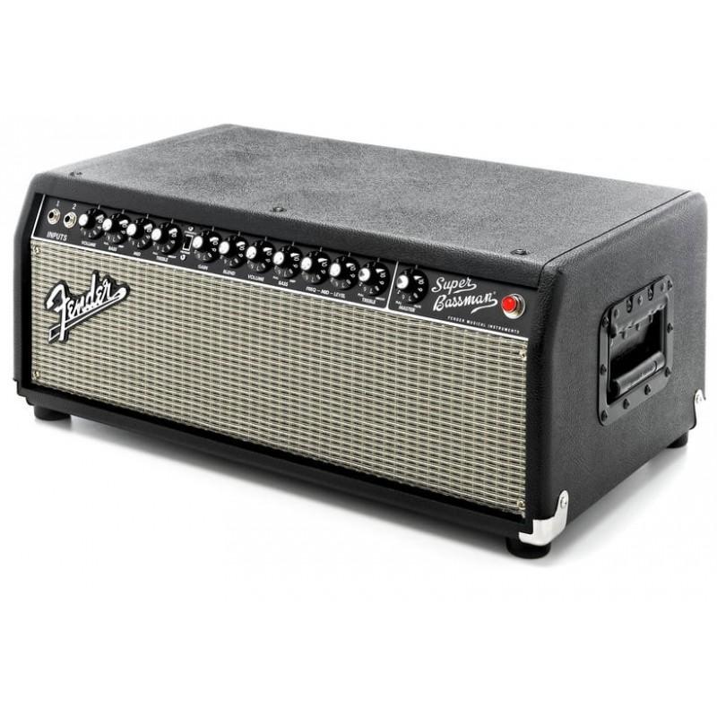 fender super bassman 300 watt head amplificador cabezal bajo precio tienda online barcelona. Black Bedroom Furniture Sets. Home Design Ideas
