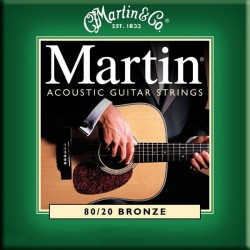 MARTIN M170 XLT JUEGO DE CUERDAS GUITARRA ACUSTICA 10 47 BRONCE