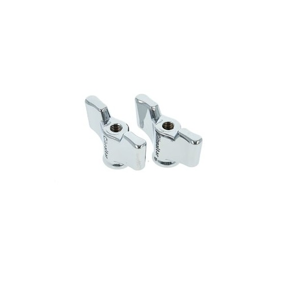 GIBRALTAR SC13P3 6MM WING NUTS
