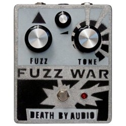 DEATH BY AUDIO FUZZ WAR PEDAL DISTORSION