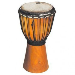 TOCA ADPT13 DJEMBE PRO AFRICANO CAOBA.